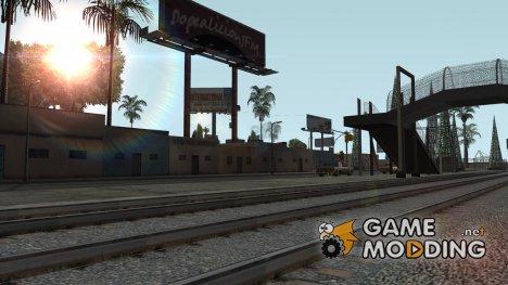 Сборник лучших текстур в HD Low PC для GTA San Andreas