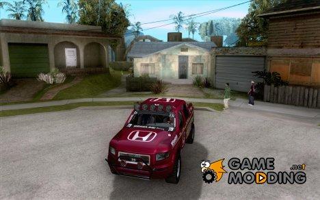 Honda Ridgeline Baja for GTA San Andreas