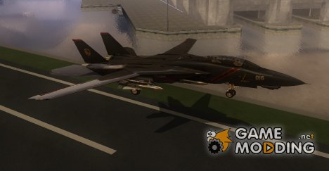 F-14D Super Tomcat for GTA San Andreas