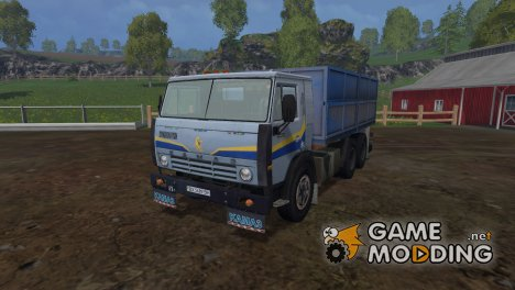 КамАЗ 5320 for Farming Simulator 2015