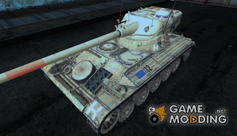 Шкурка для AMX 13 90 №26 for World of Tanks