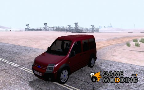 Ford Transit Connect Gti for GTA San Andreas