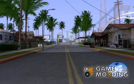 Miami Speedometer for GTA San Andreas