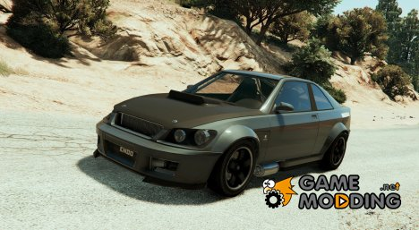 Sultan RS from GTA IV 2.0 for GTA 5