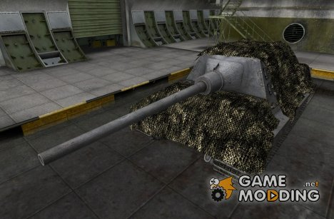 Remodel JagdTiger для World of Tanks