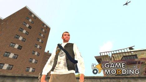 Куртка члена банды «Пропащие» для GTA 4