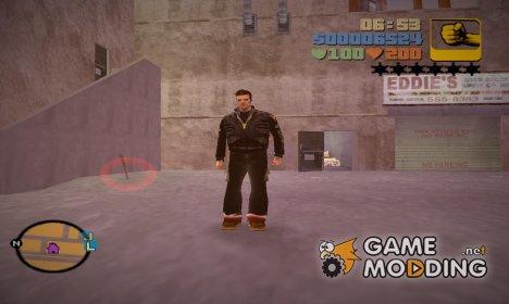 Скин банды Дьяволы for GTA 3
