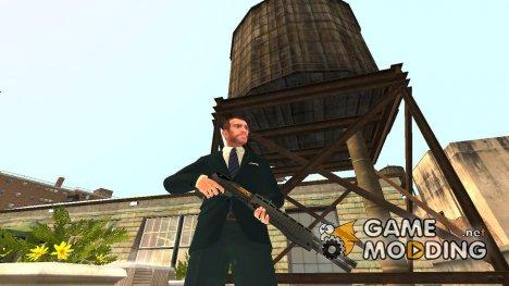 Shotgun из Half-Life 2 for GTA 4