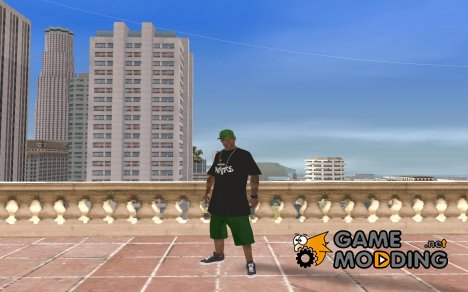 New Grove Street Family для GTA San Andreas