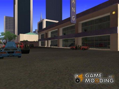 Оживление авто салона в Сан Фиеро для GTA San Andreas