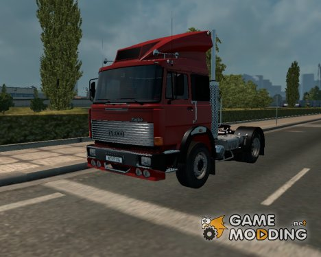 Iveco 190-38 special for Euro Truck Simulator 2