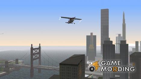 Бета пути полёта DeadDodo для GTA 3