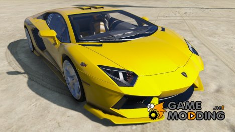 Lamborghini Aventador LP 700-4 2012 1.0 for GTA 5