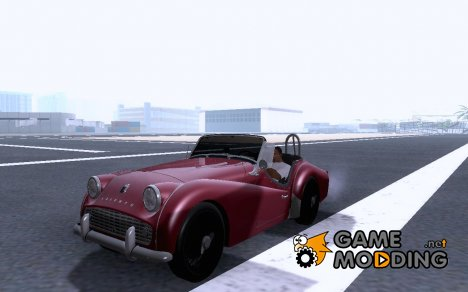 Triumph TR3B for GTA San Andreas