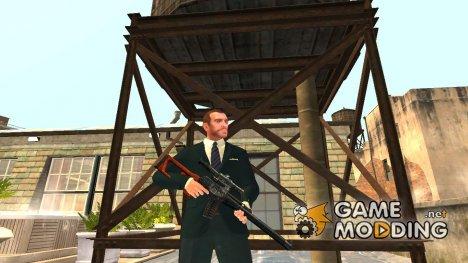 ВСС Винторез for GTA 4