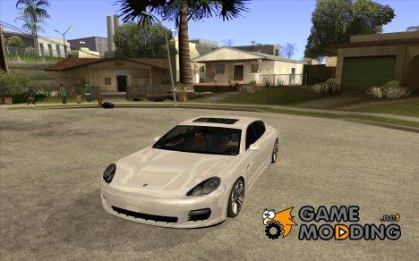 Porshe Panamera for GTA San Andreas