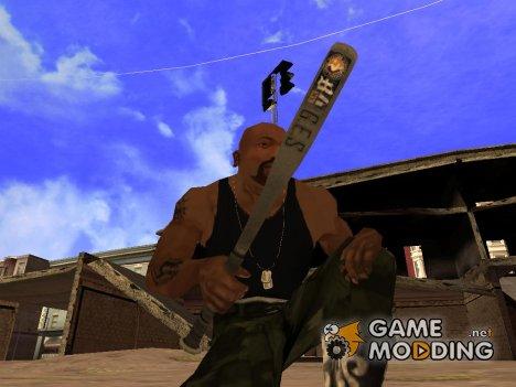 Бейсбольная бита из GTA V для GTA San Andreas