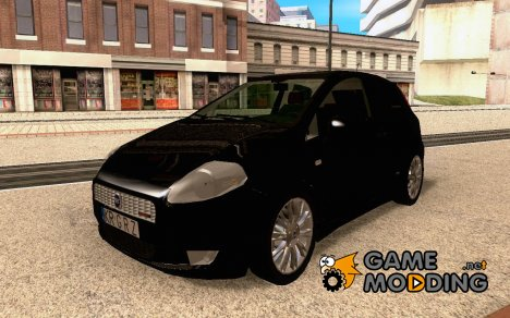 Fiat Grande Punto for GTA San Andreas