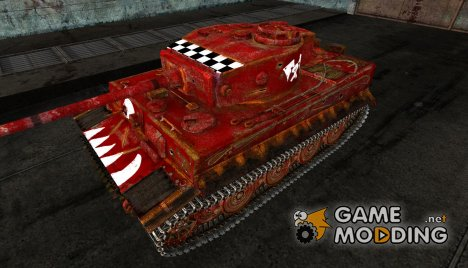 PzKpfw VI Tiger BLooMeaT for World of Tanks