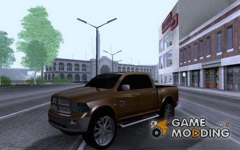 Dodge Ram 2009 for GTA San Andreas