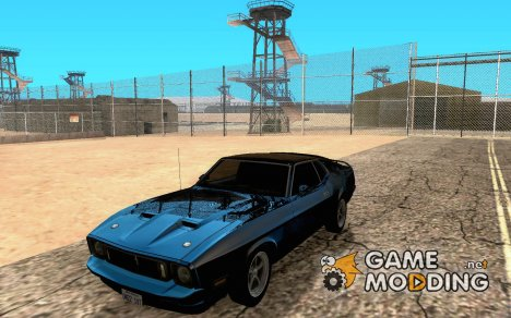 Ford Mustang Mach1 1973 for GTA San Andreas