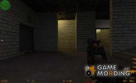P90 FOR M4A1 для Counter-Strike 1.6