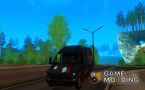 Mercedes Benz Sprinter для GTA San Andreas