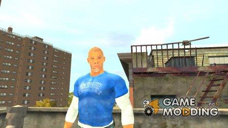 Вин Дизель v.2 для GTA 4