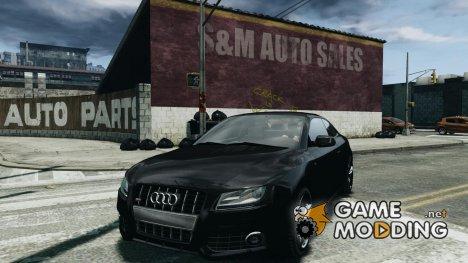 Audi S5 1.1 for GTA 4
