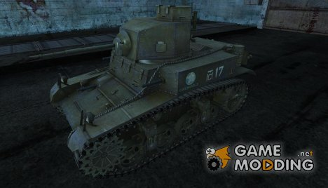 M3 Stuart Da7K for World of Tanks