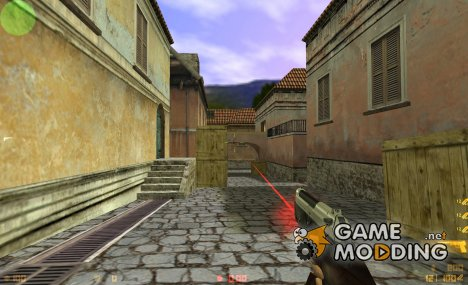 Beretta Elite With Laser Sight для Counter-Strike 1.6