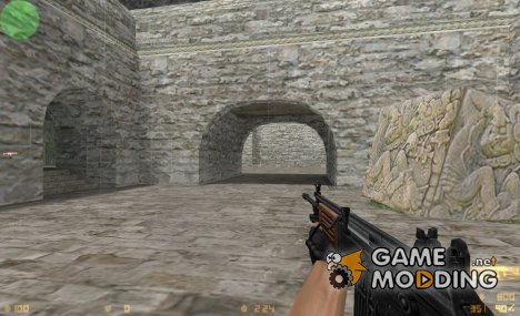 1.6 Galil retexture for Counter-Strike 1.6