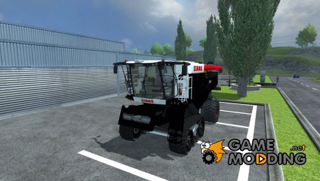 CLAAS Lexion 780 Black Edition для Farming Simulator 2013