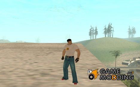 Serious Sam для GTA San Andreas