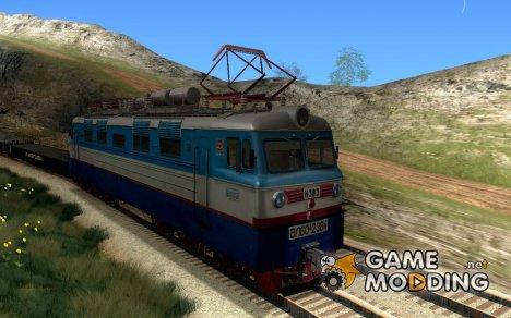 ВЛ60К 2364 для GTA San Andreas