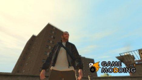 "Кожаная куртка ""The Lost"" для GTA 4"