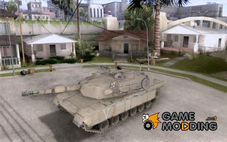 M1A2 Abrams из COD4: MW for GTA San Andreas