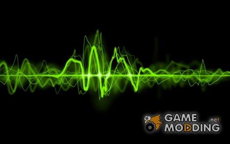 Новые звуки оружия for GTA San Andreas