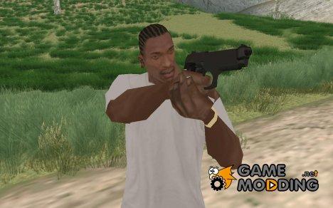 Beretta 92 fs HD для GTA San Andreas