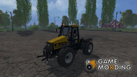 JCB FASTRAC 2140 WASCHBAR for Farming Simulator 2015