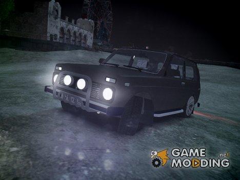 """ВАЗ 21214 """"Нива"""" для GTA 4"""