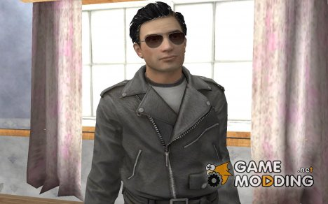 Vito with Greaser outfit from Mafia II для GTA San Andreas
