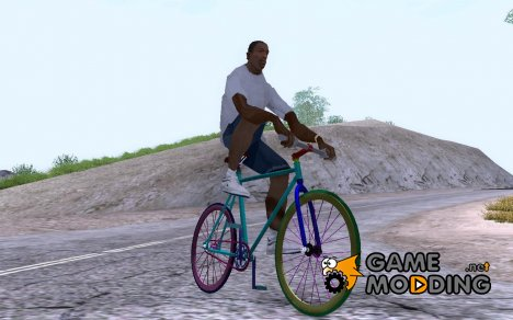 Fixed Gear DEX R0 для GTA San Andreas