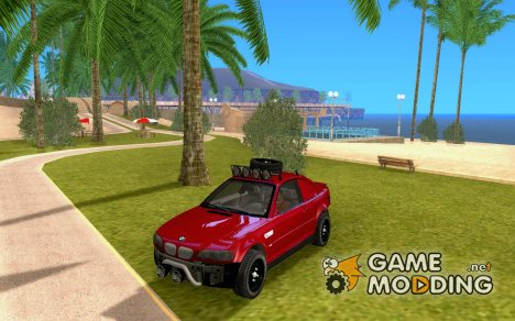 BMW M3 E46 Offroad Version для GTA San Andreas