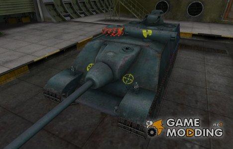 Контурные зоны пробития AMX AC Mle. 1948 for World of Tanks