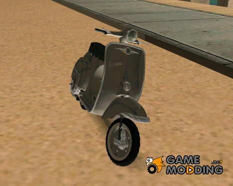 Vespa N-50 for GTA San Andreas