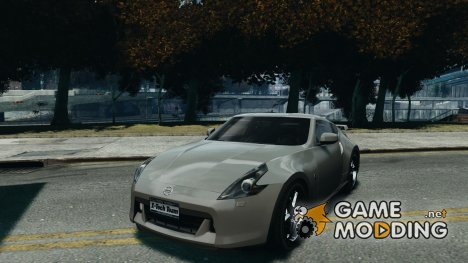 Nissan 370z Tuned Final for GTA 4
