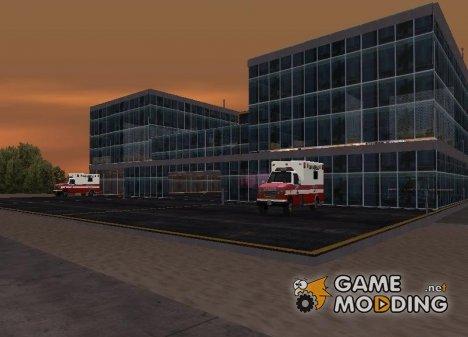 Элитная больница for GTA San Andreas
