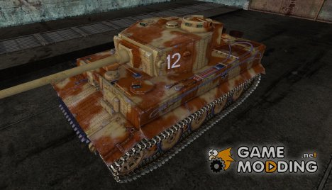 PzKpfw VI Tiger 3 for World of Tanks