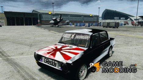 Lada 2101 Drift Version for GTA 4